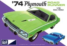 Plymouth  - Road Runner 1974  - 1:25 - MPC - 920 - mpc920 | Toms Modelautos