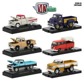Assortment/ Mix  - various - 1:64 - M2 Machines - 32500-54 - M2-32500-54 | Tom's Modelauto's