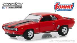Chevrolet  - Camaro  1969  - 1:64 - GreenLight - 30107 - gl30107 | Tom's Modelauto's