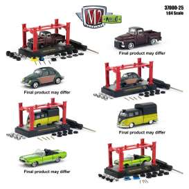 Assortment/ Mix  - various - 1:64 - M2 Machines - 37000-25 - M2-37000-25 | Tom's Modelauto's