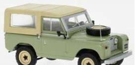 Land Rover  - 88 Serie II 1964 green/beige - 1:43 - Whitebox - WB286 - WB286 | Toms Modelautos