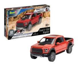 Ford  - F-150 Raptor  - 1:24 - Revell - Germany - 07048 - revell07048 | Tom's Modelauto's