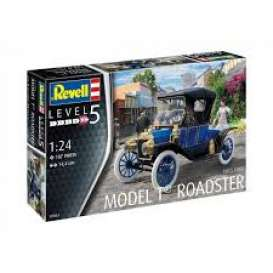 Ford  - Model T 1913  - 1:25 - Revell - Germany - 07661 - revell07661 | Tom's Modelauto's