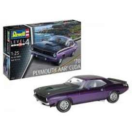 Chevrolet  - Custom 1970  - 1:25 - Revell - Germany - 07664 - revell07664 | Tom's Modelauto's