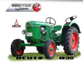 Deutz  - D30  - 1:24 - Revell - Germany - 07821 - revell07821 | Tom's Modelauto's