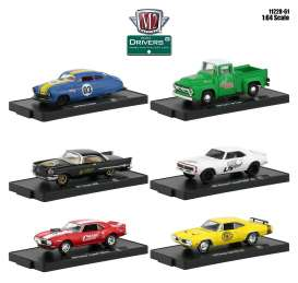 Assortment/ Mix  - various - 1:64 - M2 Machines - 11228-61 - M2-11228-61 | Toms Modelautos