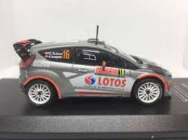 Ford  - Fiesta RS WRC 2015 silver/white - 1:43 - Magazine Models - fp1528L13c06 - MagRfp1528L13c06 | Toms Modelautos