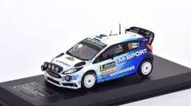 Ford  - Fiesta RS WRC 2015 blue/white - 1:43 - Magazine Models - fp1528L13c09 - MagRfp1528L13c09 | Toms Modelautos