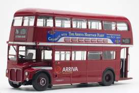 Routemaster  - 1986 red - 1:24 - SunStar - 2941 - sun2941 | Tom's Modelauto's