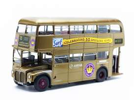 Routemaster  - 1986 gold - 1:24 - SunStar - 2942 - sun2942 | Tom's Modelauto's