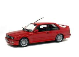 BMW  - E30 M3 red - 1:43 - Solido - 4304200 - soli4304200 | Toms Modelautos