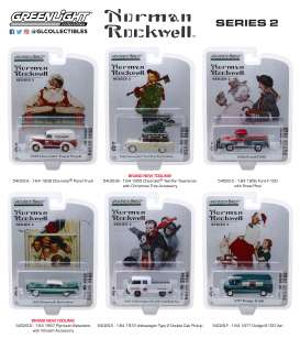 Assortment/ Mix  - various - 1:64 - GreenLight - 54020 - gl54020 | Tom's Modelauto's