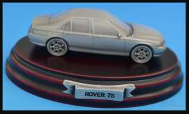 Rover  - silver - 1:55 - Magazine Models - CCC2060 - magCCC2060 | Tom's Modelauto's