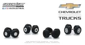 Wheels & tires Rims & tires - 1:64 - GreenLight - 16030A - gl16030A | Tom's Modelauto's