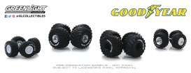 Wheels & tires Rims & tires - 1:64 - GreenLight - 16030B - gl16030B | Toms Modelautos