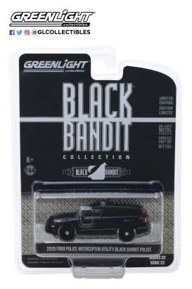Ford  - 2020 black - 1:64 - GreenLight - 28010F - gl28010F | Tom's Modelauto's