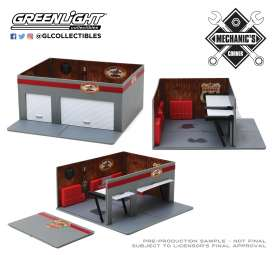diorama Accessoires - various - 1:64 - GreenLight - 57061 - gl57061 | Toms Modelautos