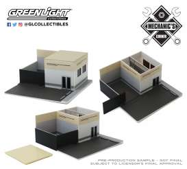 diorama Accessoires - various - 1:64 - GreenLight - 57063 - gl57063 | Toms Modelautos