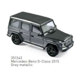 Mercedes Benz  - 2015 grey metallic - 1:43 - Norev - 351342 - nor351342 | Toms Modelautos