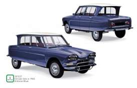 Citroen  - Ami 1965 blue - 1:18 - Norev - 181537 - nor181537 | Tom's Modelauto's