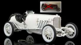 Mercedes Benz  - 1924 white - 1:18 - CMC - 206 - cmc206 | Tom's Modelauto's
