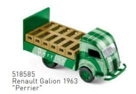 Renault  - Galion 1963 green - 1:87 - Norev - 518585 - nor518585 | Toms Modelautos
