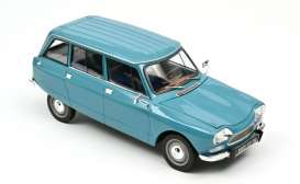 Citroen  - Ami 8 Break 1975 blue - 1:18 - Norev - 181671 - nor181671 | Toms Modelautos
