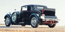 Stutz  - Model M 1930 black - 1:43 - Matrix - 41804-052 - MX41804-052 | Toms Modelautos