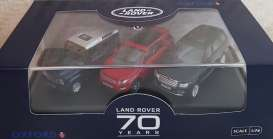 Land Rover Range Rover - various - 1:76 - Oxford Diecast - SP136 - oxSP136 | Tom's Modelauto's