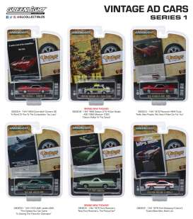 Assortment/ Mix  - various - 1:64 - GreenLight - 39020~12 - gl39020 | Toms Modelautos