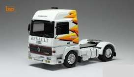 Renault  - R370 Turbo white/red/orange - 1:43 - IXO Models - tr041 - ixtr041 | Toms Modelautos