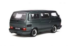 Porsche  - B32 1985 grey/black - 1:18 - OttOmobile Miniatures - ot327 - otto327 | Toms Modelautos