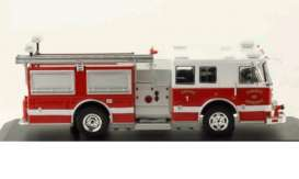Seagrave  - red/white - 1:43 - IXO Models - TRF006 - ixTRF006 | Toms Modelautos