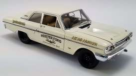 Ford  - Hemi Hunter Thunderbolt 1964 cream/gold - 1:18 - Acme Diecast - 1801108 - Acme1801108 | Toms Modelautos