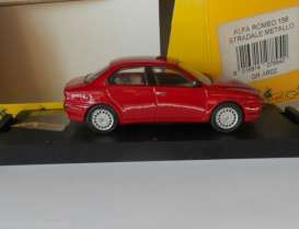 Alfa Romeo  - 156 red - 1:43 - Giocher - GiocherAR02 | Toms Modelautos
