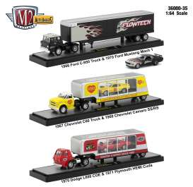 Assortment/ Mix  - Various - 1:64 - M2 Machines - 36000-35 - m2-36000-35 | Tom's Modelauto's