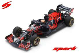 Aston Martin Red Bull Racing  - RB15 2019 blue/red/yellow - 1:43 - Spark - s6084 - spas6084 | Toms Modelautos