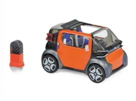 Citroen  - Ami ONE Concept 2019 orange/grey - 1:43 - Norev - 159990 - nor159990 | Tom's Modelauto's