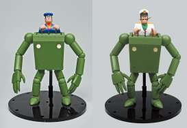 Figures  - Conan the Boy in Future  - 1:20 - Aoshima - 05505 - abk05505 | Tom's Modelauto's