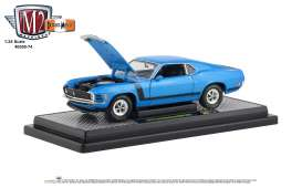 Dodge  - Challenger 1970 white - 1:24 - M2 Machines - 40300-74B - M2-40300-74B | Tom's Modelauto's