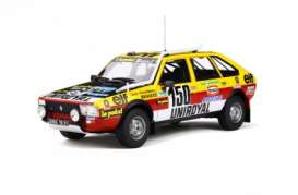 Renault  - 20 Turbo 1982 yellow/red/black - 1:18 - OttOmobile Miniatures - ot821 - otto821 | Tom's Modelauto's