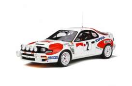 Toyota  - Celica ST185 1982 white/red - 1:18 - OttOmobile Miniatures - ot780 - otto780 | Tom's Modelauto's
