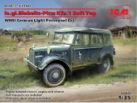 Military Vehicles  - 1:35 - ICM - 35582 - icm35582 | Tom's Modelauto's