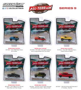 Assortment/ Mix  - various - 1:64 - GreenLight - 35150 - gl35150 | Toms Modelautos