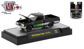 Datsun  - 1978 black - 1:64 - M2 Machines - 31500HS03 - M2-31500HS03 | Toms Modelautos