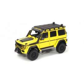 Brabus  - 500 yellow - 1:18 - Almost Real - 860301 - ALM860301 | Toms Modelautos