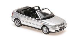 Volkswagen  - Golf 1998 silver - 1:43 - Maxichamps - 940058331 - mc940058331 | Tom's Modelauto's