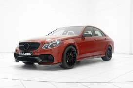 Brabus  - 850 E63 2015 red - 1:87 - Minichamps - 870038404 - mc870038404 | Tom's Modelauto's