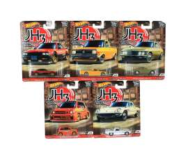 Assortment/ Mix  - various - 1:64 - Hotwheels - FPY86-979P - hwmvFPY86-979P | Toms Modelautos