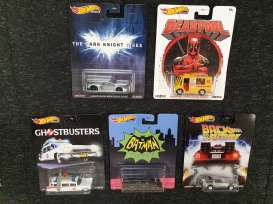 Assortment/ Mix  - various - 1:64 - Hotwheels - DMC55 - hwmvDMC55-979R | Toms Modelautos
